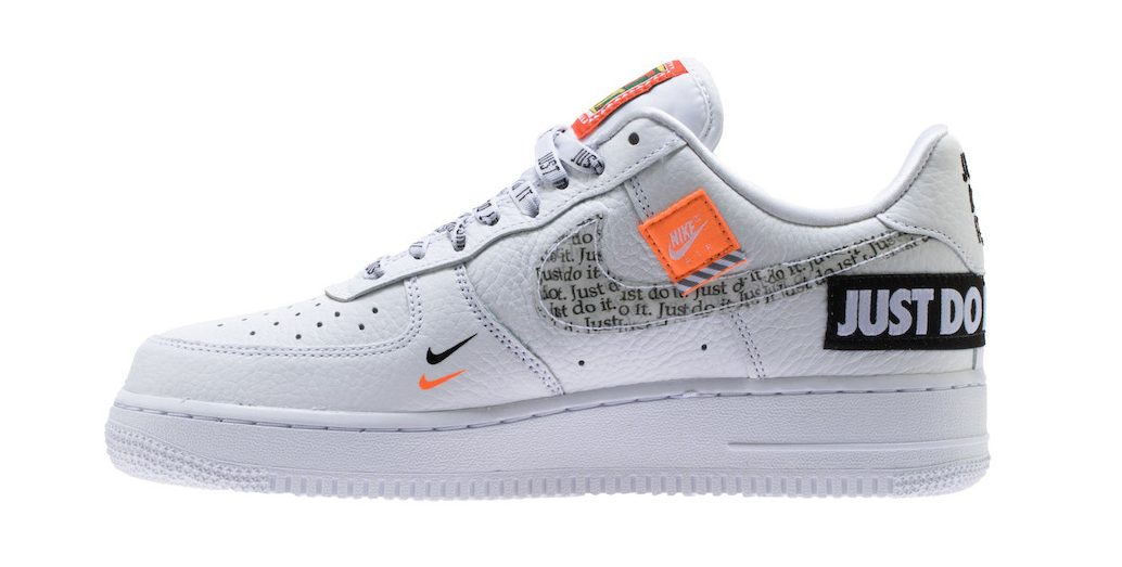 wit nike air force 1 just do it top quality 34013 40593