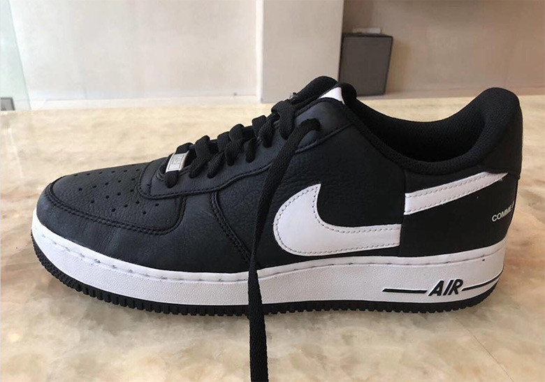 Supreme x Comme des Garcons Nike Air Force 1 Low | Sneakerjagers