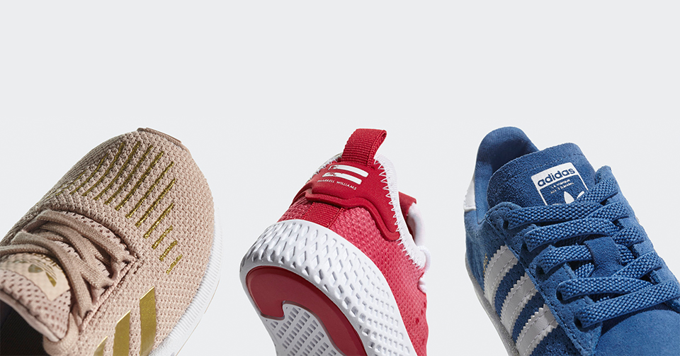 Pharrell Williams' Pink Beach Sneakers Sold Out Online