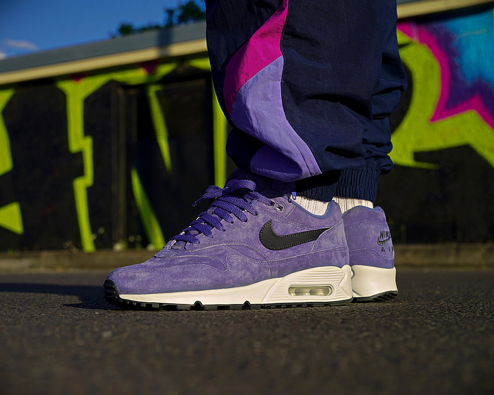 Nike Air Max 90/1 'Purple Basalt'