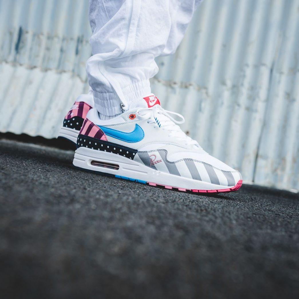 Nike Air Max 1 'Parra' 2018