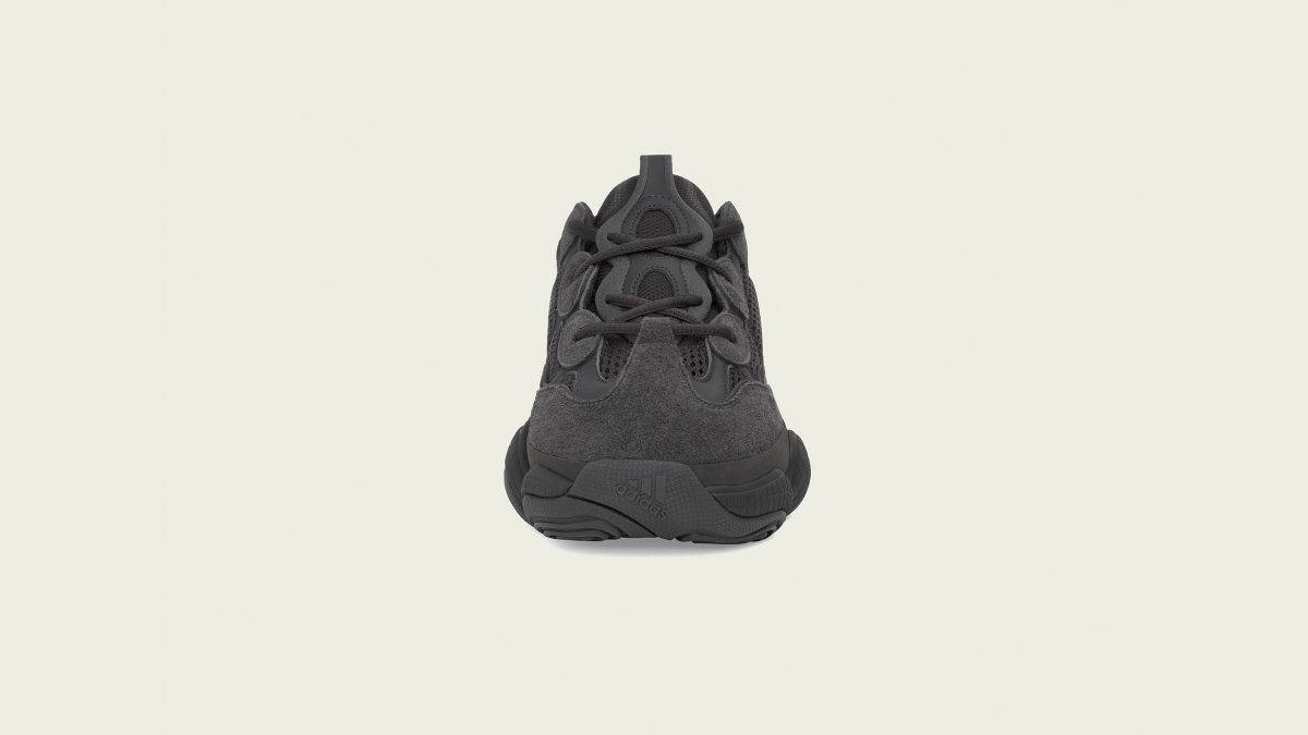 adidas Yeezy 500 'Utility Black' release info 7 juli