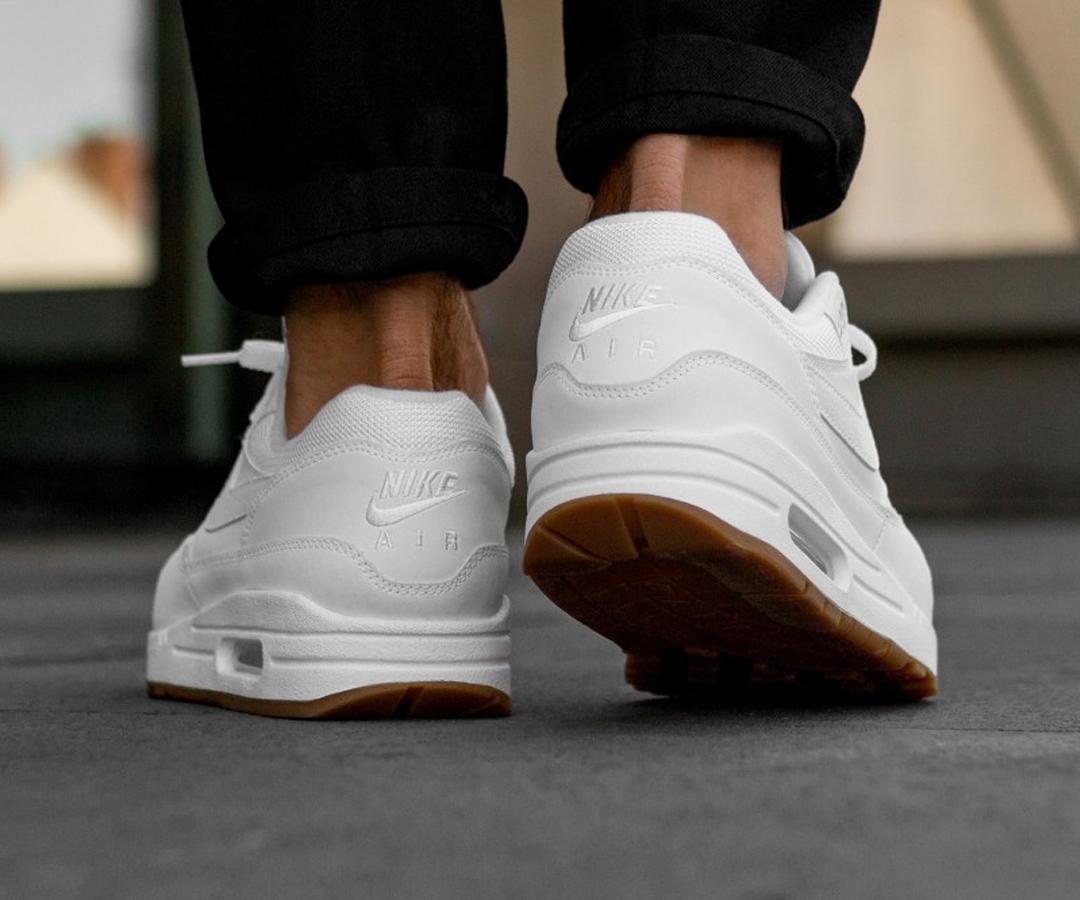 Nike Air Max 1 BlackGrey White AH8145 009