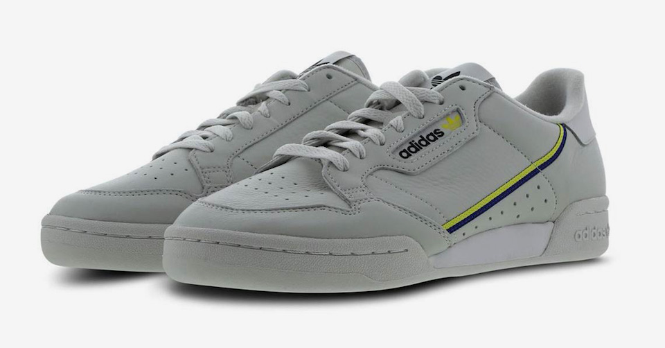 De adidas Continental Rascal in een nieuwe colorway ...