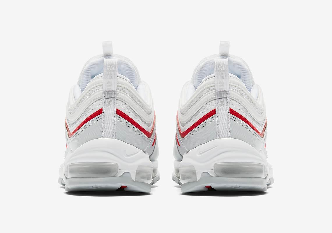 De Nike Air Max 97 keert terug in wit en rood | Sneakerjagers
