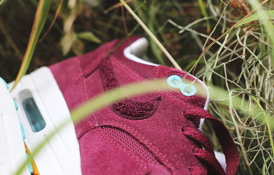 Parra x Patta x Nike Air Max 1 Cherrywood