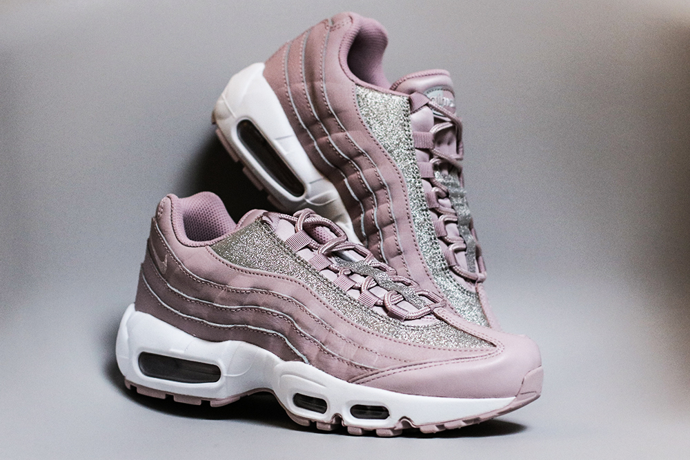 nike air max 95 lichtroze