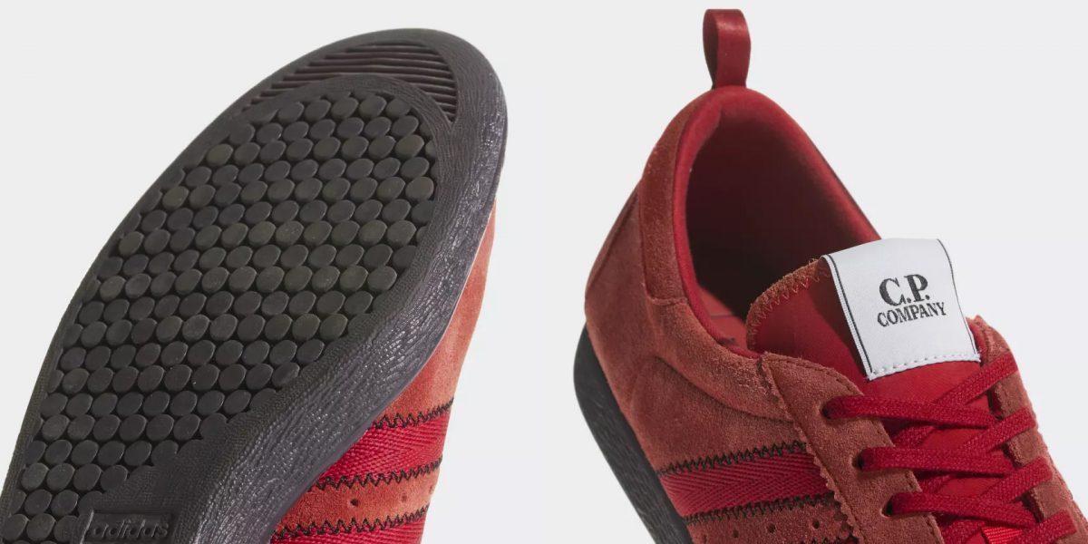 It's coming: adidas Originals X C.P. Company | Sneakerjagers