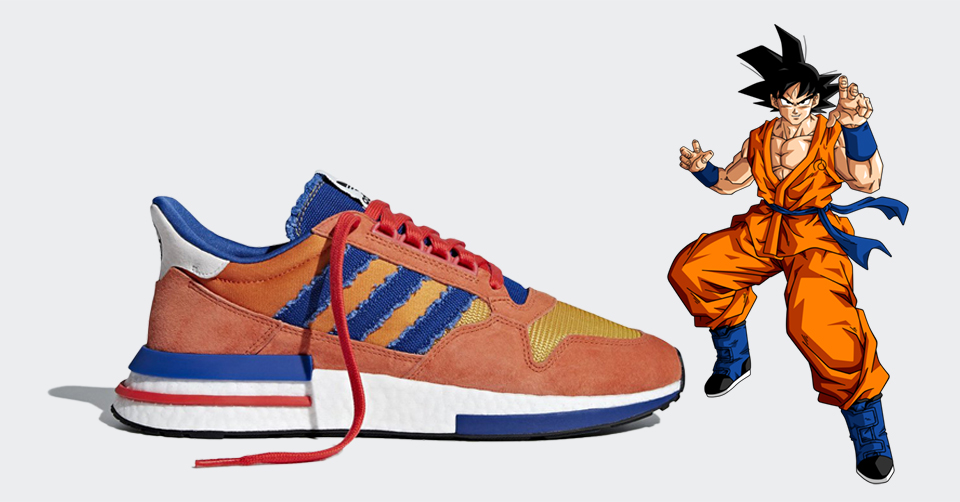 adidas dragon ball kinder