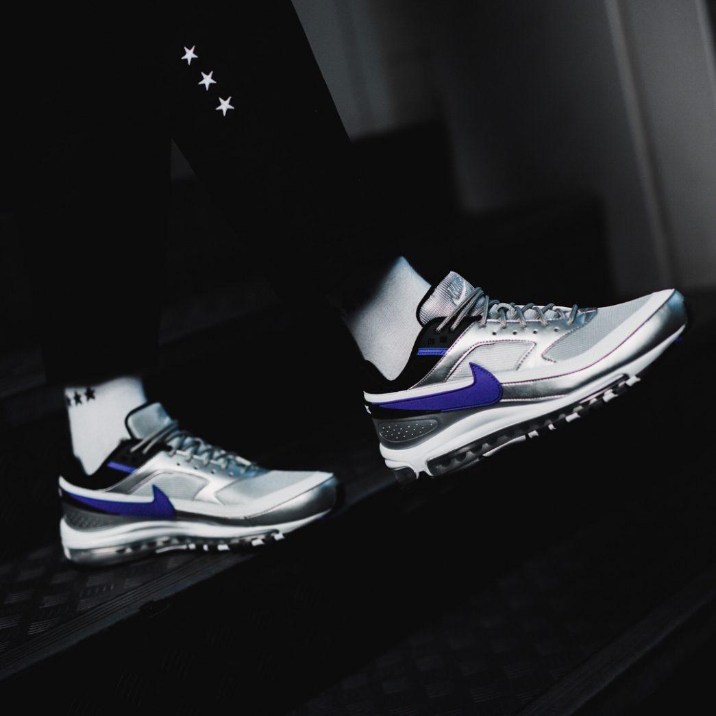 Early Drop: De Nike Air Max 97 BW 'Black Hematite