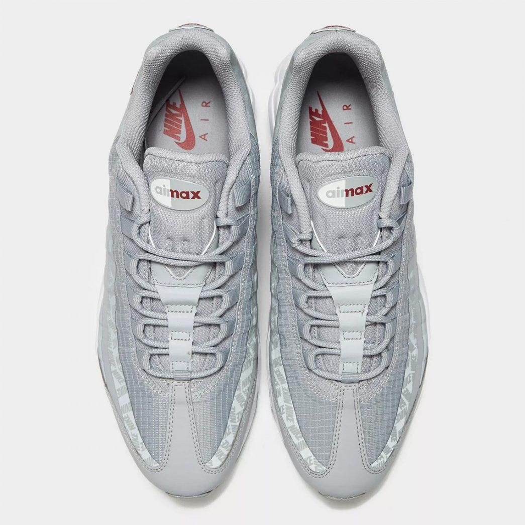 De Nike Air Max 95 Ultra SE in een soortgelijke ´´Silver