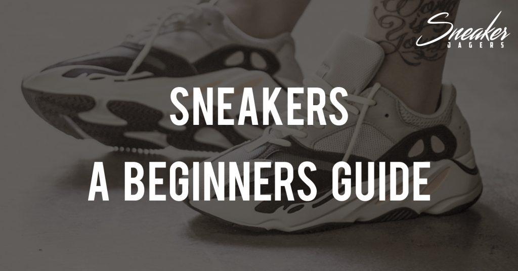 Sneakers guide Alle termen die jij moet kennen