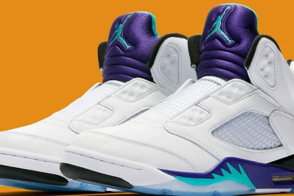 """Air Jordan 5 NRG """"Fresh Prince"""""""