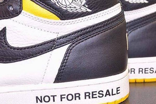 """Air Jordan 1 """"No L's"""""""