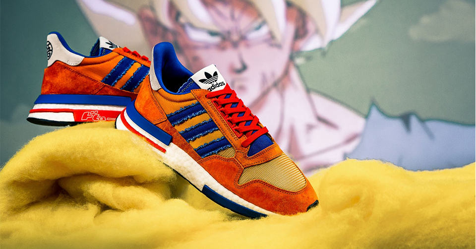 adidas X Dragon Ball Z release info 21 september | Sneakerjagers