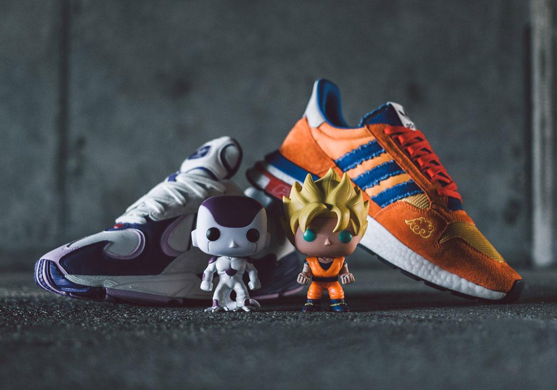 Update: Het laatste Dragon Ball Z X adidas nieuws