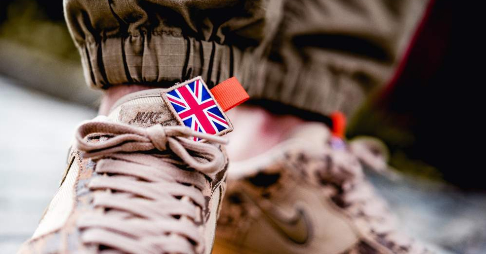 Nike Air Force 1 Jewel 'Camo' UK
