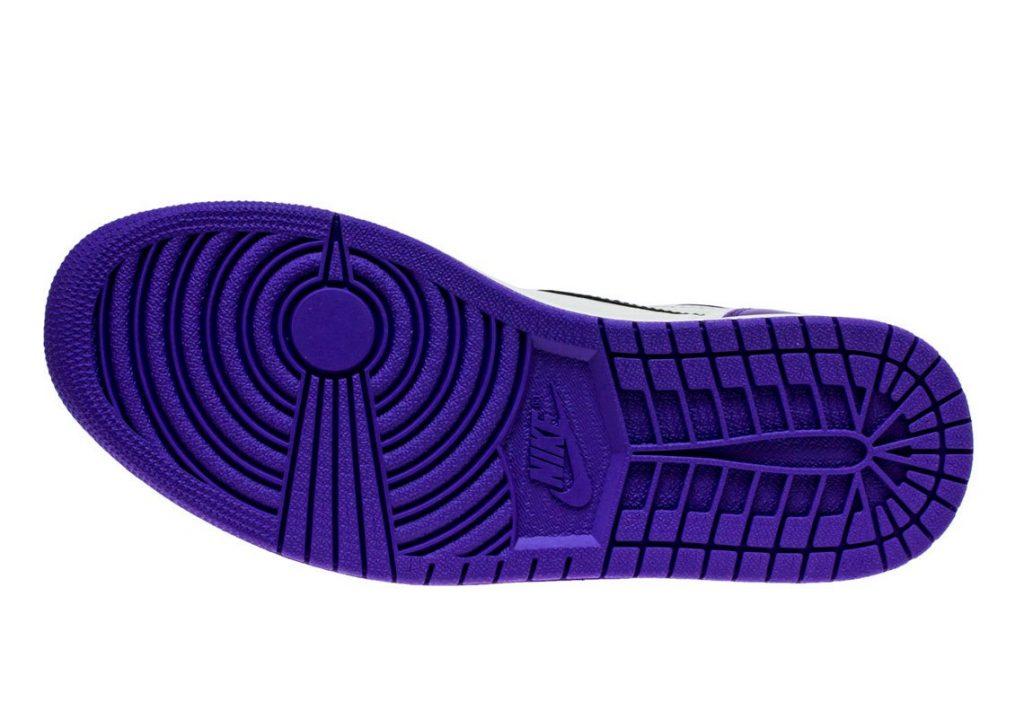 Air Jordan 1 Retro High OG Court Purple