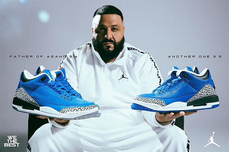 Air Jordan 3 x Dj Khaled