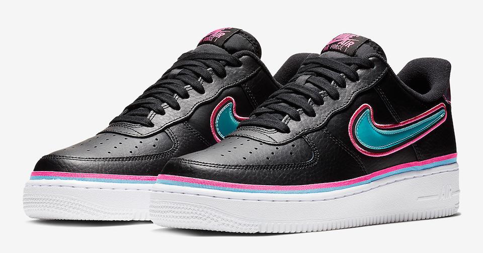 De nieuwe Nike Air Force 1 Low krijgt opvallende tinten
