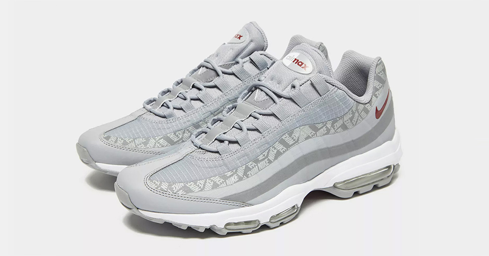 nike air max 95 wit grijs