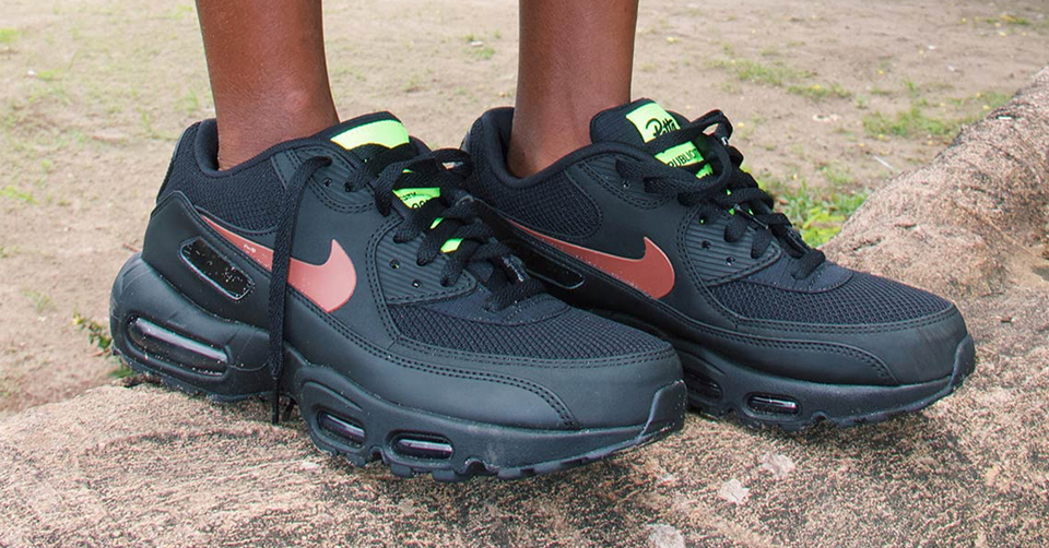 Release info Patta x Nike Air Max 9590   Sneakerjagers