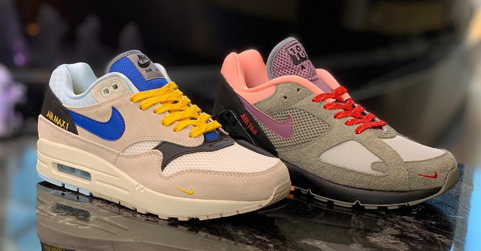 Release update: Size? X Nike Air Max 'Dusk To Dawn' pack