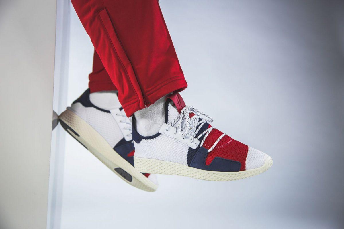 Pharrell Williams X adidas Originals X BBC