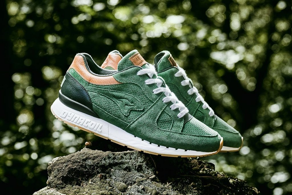 "KangaROOS x Afew Coil R1 ""Mighty Forest"""