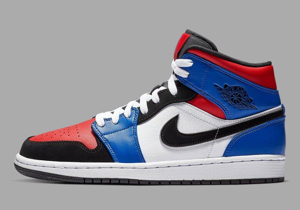 rood zwart en blauw retro 1 order 2c6e3 e13df