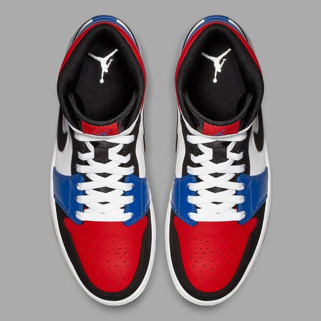 "Air Jordan 1 Mid ""Top 3"""