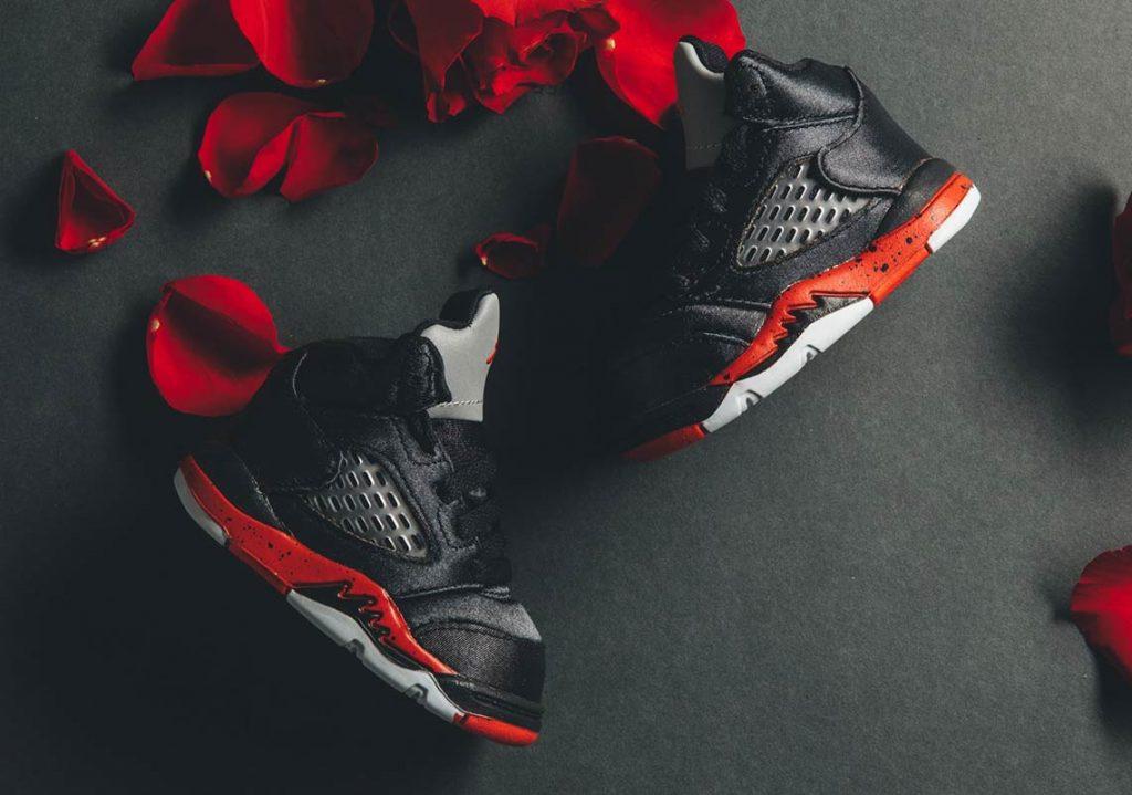 Air Jordan 5 Satin