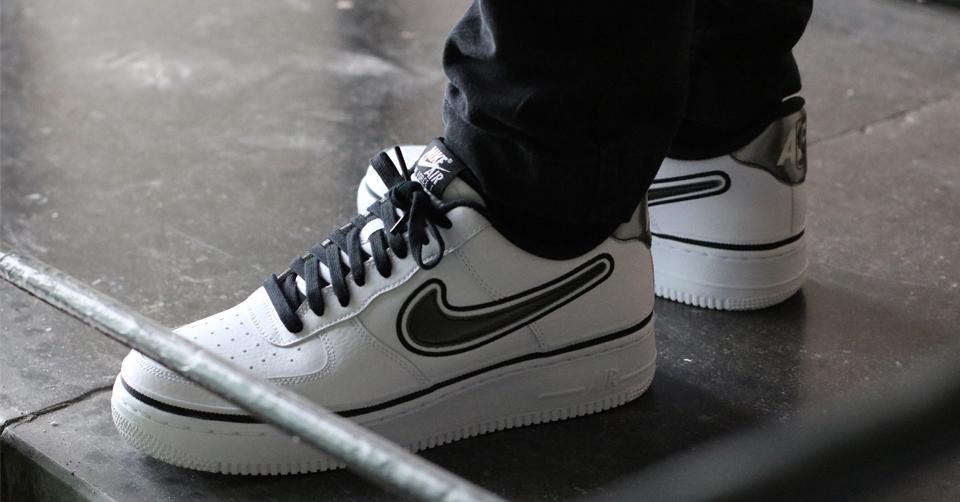 Nieuw! De Nike Air Force 1 '07 LV8 Sport | Sneakerjagers