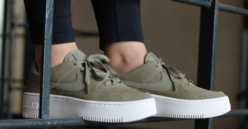 Nike Air Force 1 Sage TROOPER PHANTOM | Compare | Westquay