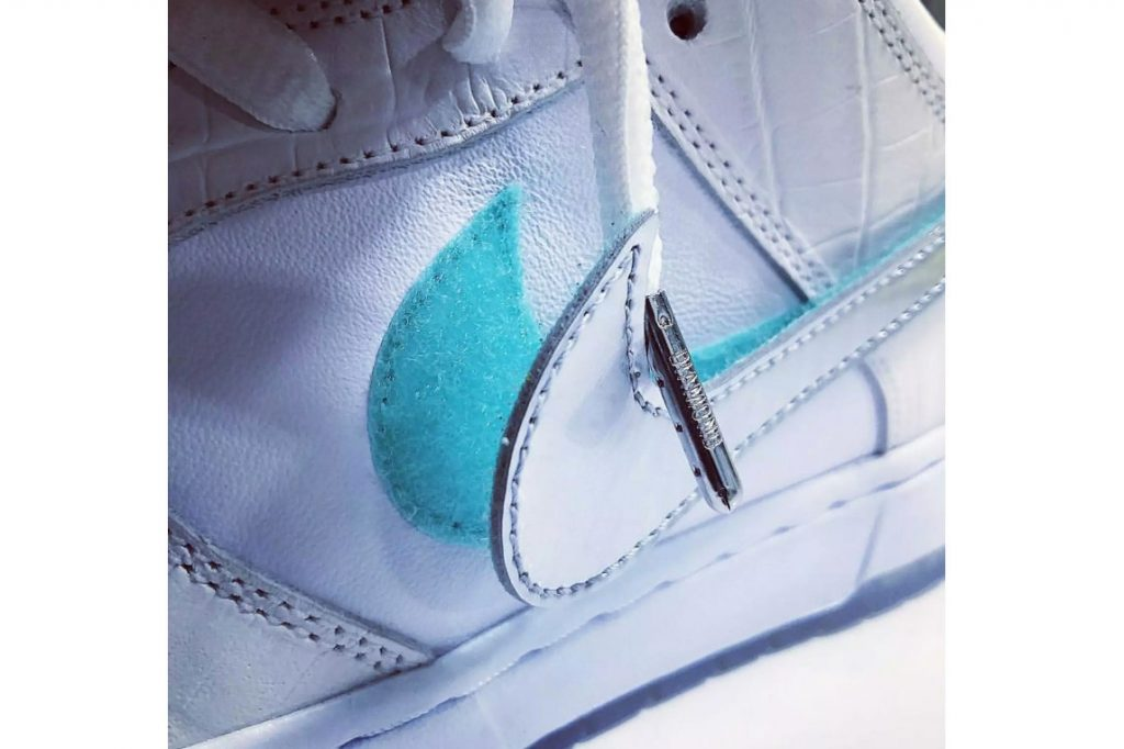 Diamond Supply Nike SB Dunk