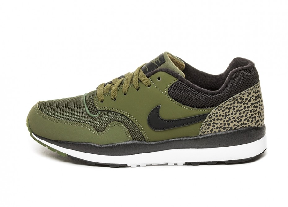 Nike Air Safari Olive Canvas