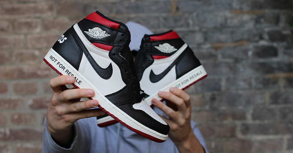 Jordan 1 Not For Resale