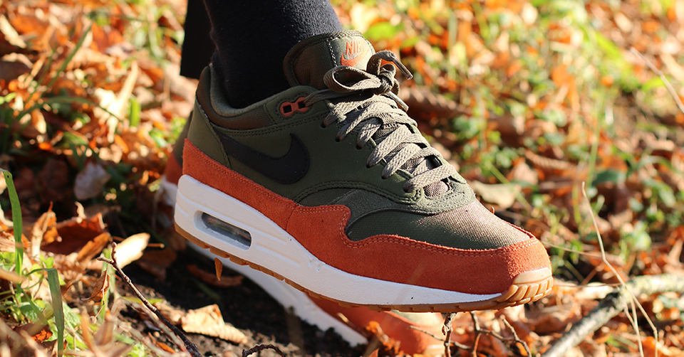 Nike Air Max 1 'Olive Canvas'