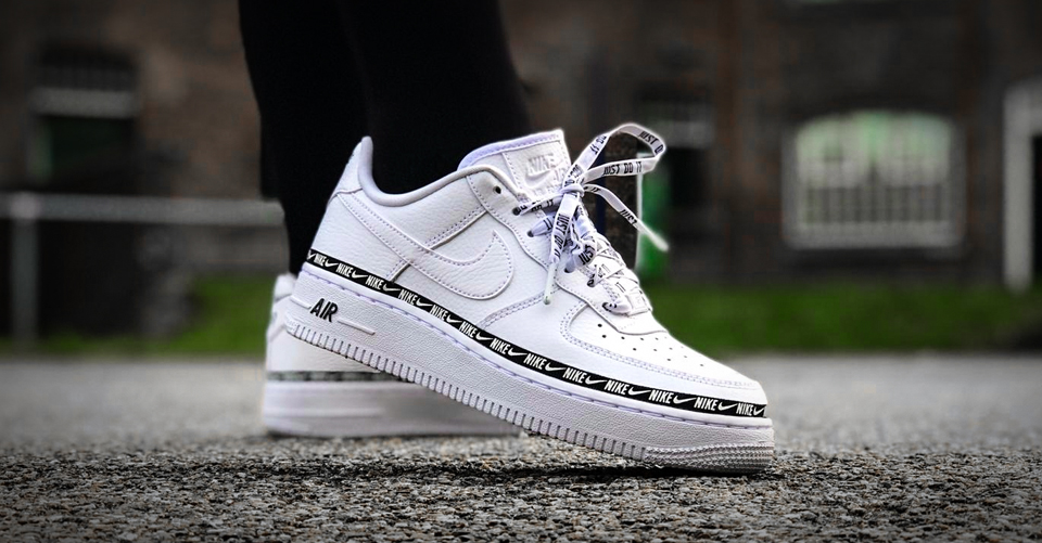 "Nike Air Force One '07 ""Overbranded"""