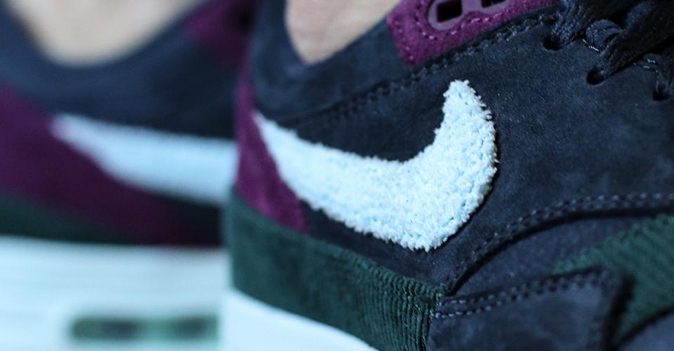 Unboxing: De Nike Air Max 1 Premium Crepe Sole 'Dark