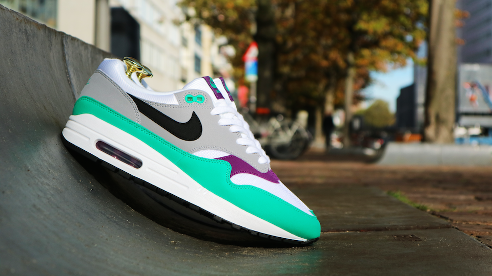 Kixfix Nike Air Max 1 Clear Emerald Review & On Feet
