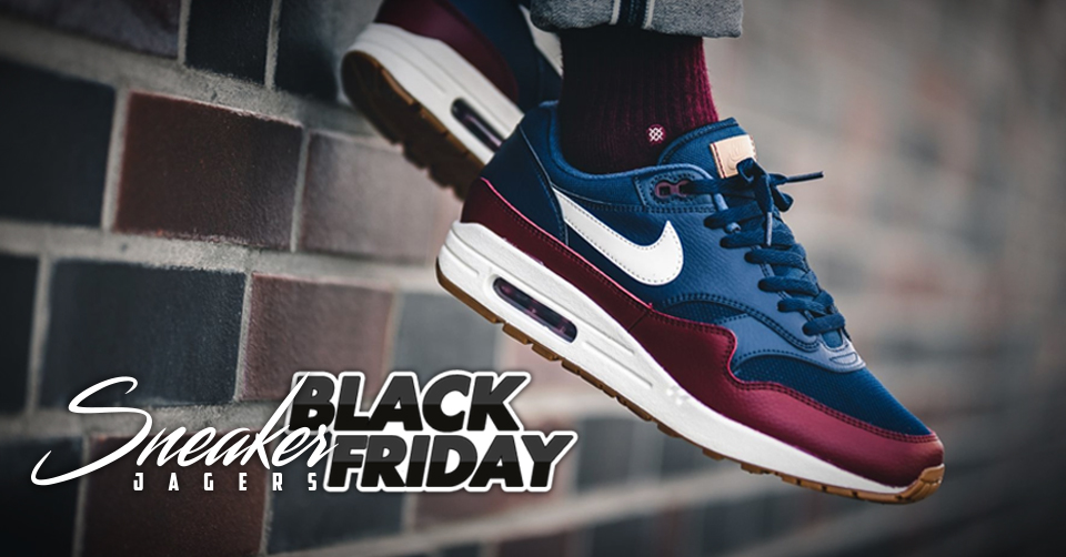 De grote Pre-Black Friday Nike Air Max 1 top 15 | Sneakerjagers
