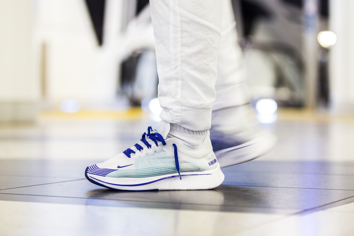 "Nike WMNS Zoom Fly SP ""Royal"""