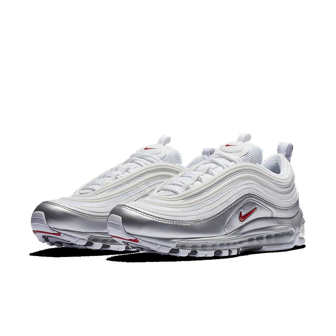 """Nike Air Max 97 QS """"B-Sides Pack - silver / white"""""""