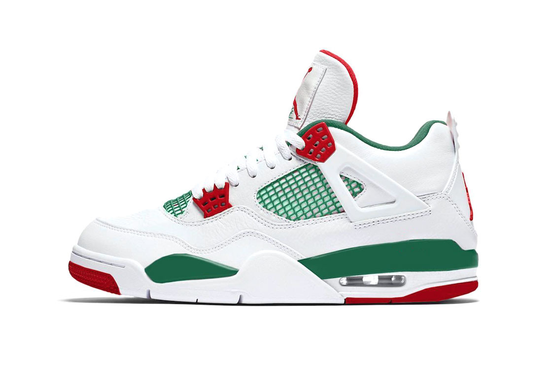 Air Jordan 4 'Do The Right Thing'