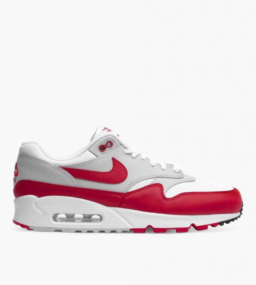Nike W Air Max 90/1 White Universe Red