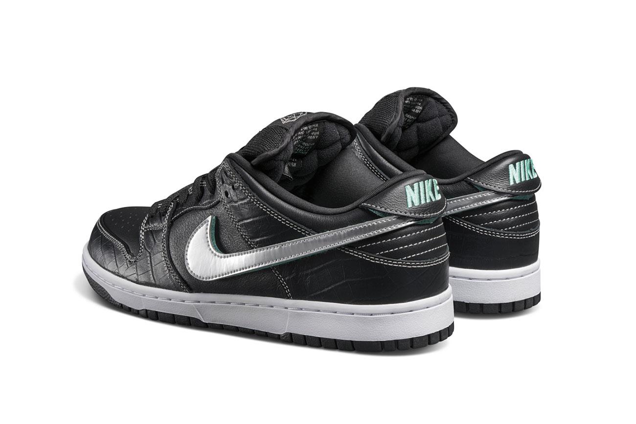 Nike SB Dunk Low XDiamond Supply Co