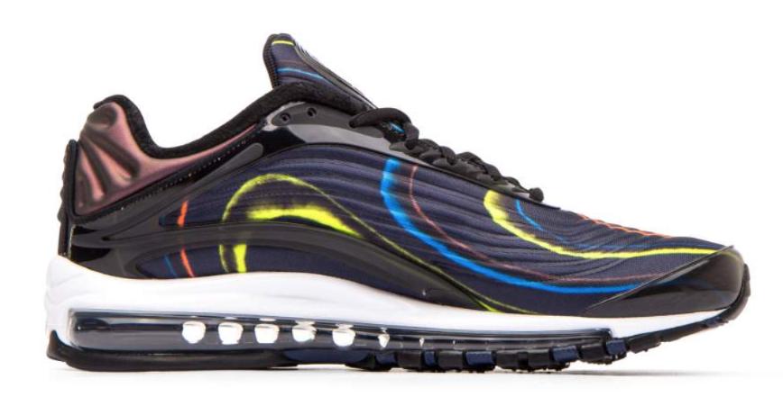 Nike Air Max Deluxe Zwart