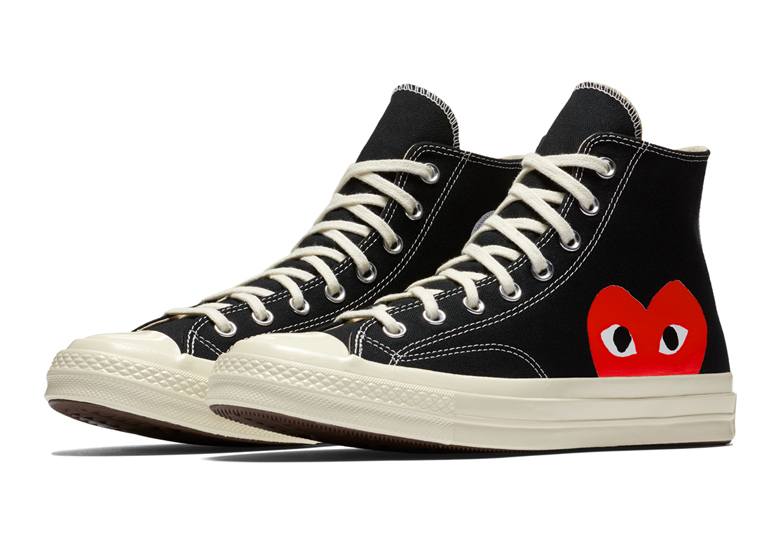 RE-STOCK: Comme Des Garcon X Converse Chuck 70 | Sneakerjagers