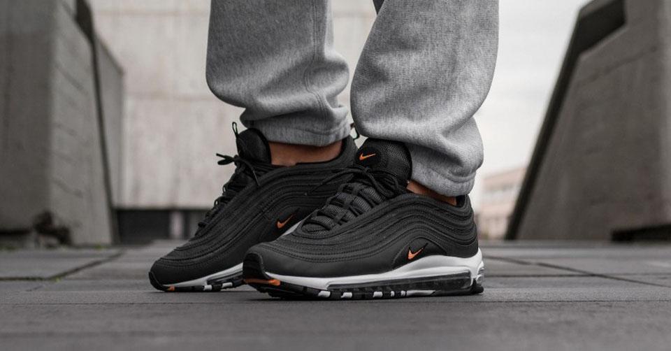 Nike Air Max 97 Triple Black 921733 001 | Nike air max, Best
